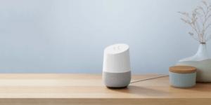 Hej Google! Nu kommer Googles smarta högtalare med svensk röstassistent till Elgiganten 1