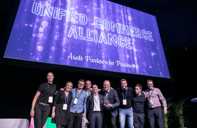 Avensia och Unified Commerce Alliance (UCA) vinner Microsofts partnerpris