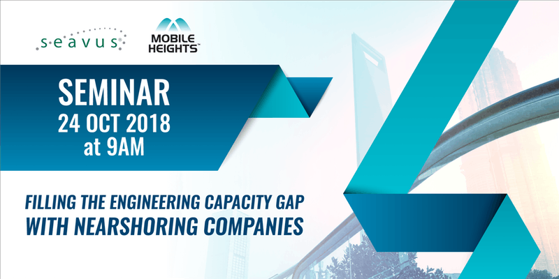 Filling the engineering capacity gap with Nearshoring companies 1