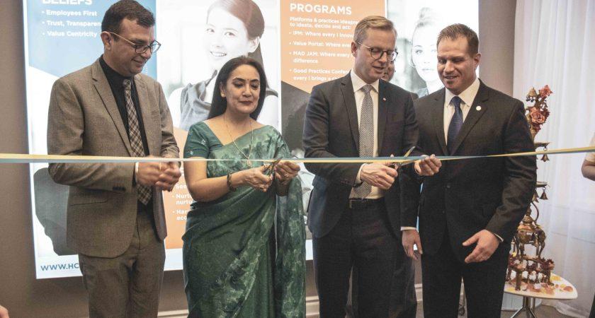 HCL Technologies firar 10 framgångsrika år i Norden