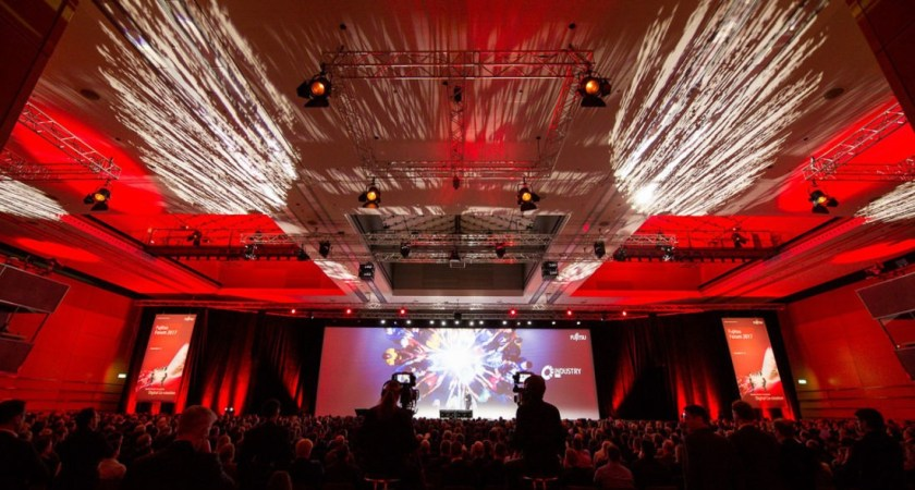 Fujitsu Forum 2018 lyfter fram kraften i co-creation
