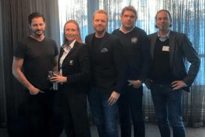 Microsoft tar in byBricks VR-simulator i Drömfabriken 1