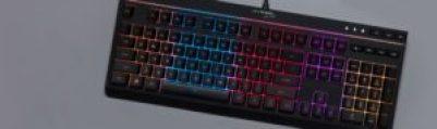HyperX lanserar gamingtangentbordet Alloy Core RGB 1