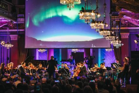 Huawei presenterar ljudet av norrsken – skapat av AI