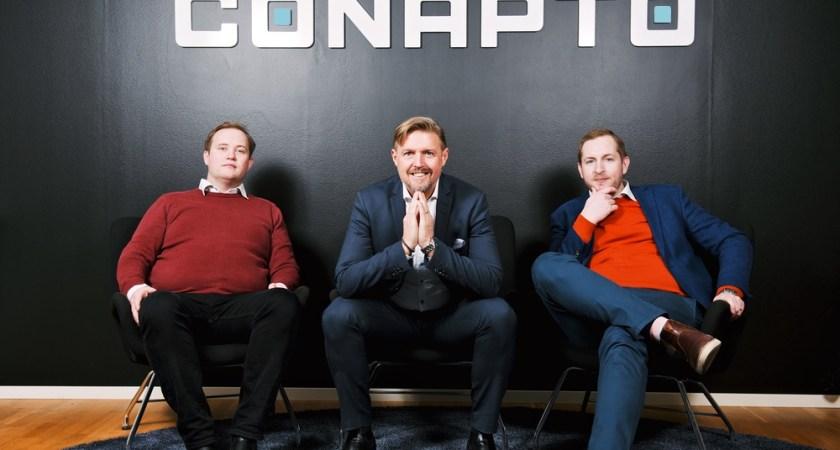 Conapto välkomnar tre tunga branschexperter!
