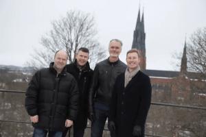 Fyra IT-experter tar Webstep till Uppsala 1