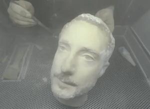 3D-printat huvud lurar våra mobilers ansiktsigenkänning 1