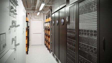Vertiv lanserar två nya produkter anpassade för snabb uppbyggnad av datacenter i Sverige 1