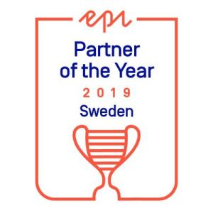 Knowit utsedd till Episerver Partner of the Year 2019 1