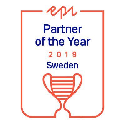 Knowit utsedd till Episerver Partner of the Year 2019
