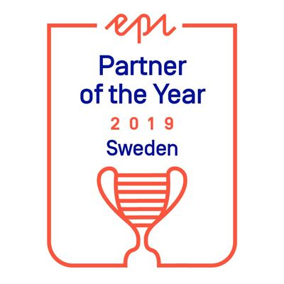 Knowit utsedd till Episerver Partner of the Year 2019