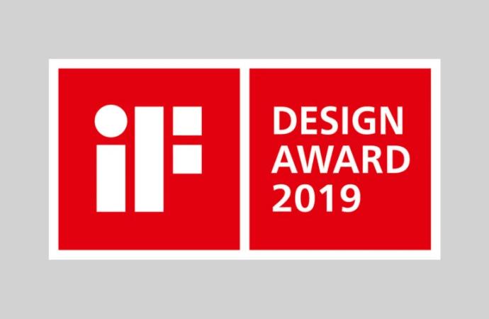 Pris för UX/Tjänstedesign i iF Design Award