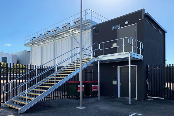 Flexenclosure levererar innovativt mikrodatacenter till NEXTDC i västra Australien