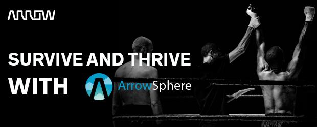 Utveckla dina affärer med ArrowSphere