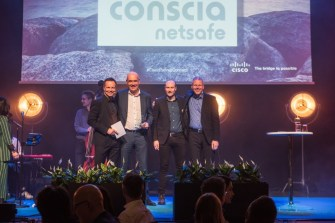 Conscia Netsafe Årets Cisco Customer Experience Partner 1
