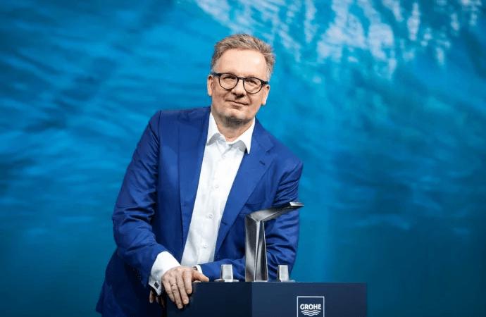 ISH 2019: GROHE formar framtiden inom vatten med rekordmånga innovationer