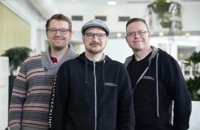 Högskolan i Skövde besöker världens största dataspelskonferens