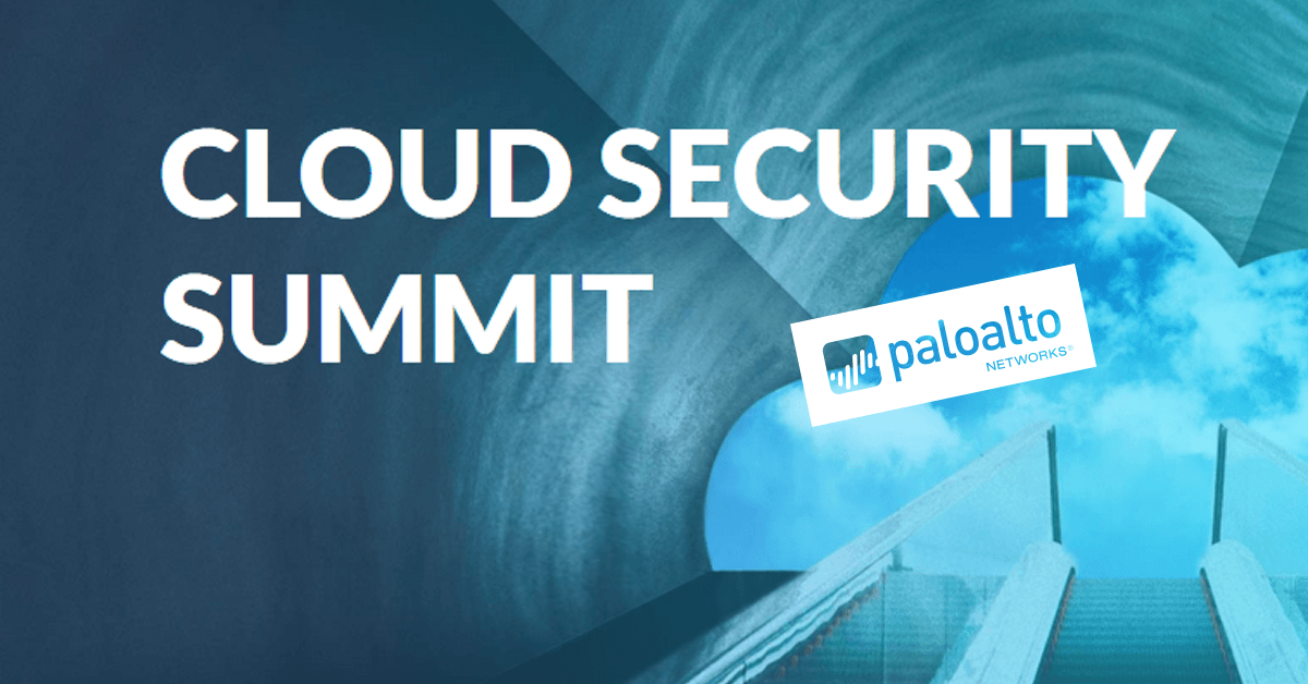 Cloud security summit 1