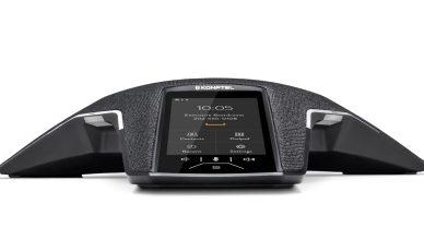 Nya Konftel 800 ger enastående ljud och enkelhet i telefonmöten och videokonferenser 1