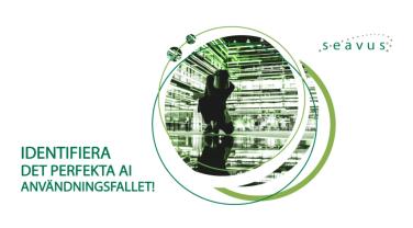 AI seminarium i Stockholm – Identifiera det perfekta AI användningsfallet! 1