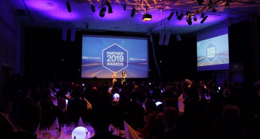 Dell Technologies Partner Awards 2019