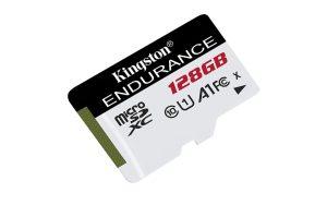 Kingston Digital introducerar nytt High Endurance microSD-kort 1