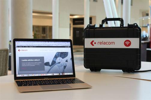 Relacom lanserar smart wifi i bärbar väska 1