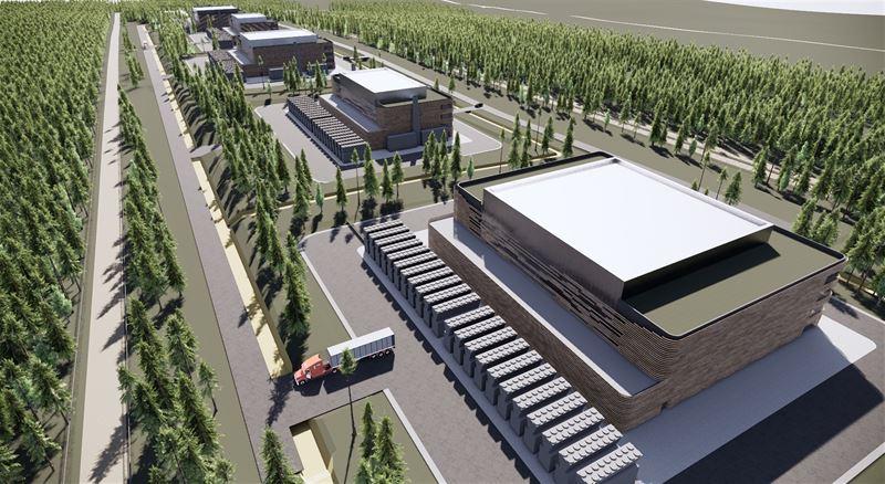Skellefteå Kraft satsar på etablering av datacenter