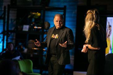 UNIT4s helt nye VD pratade framtidsplaner på egna konferensen 1