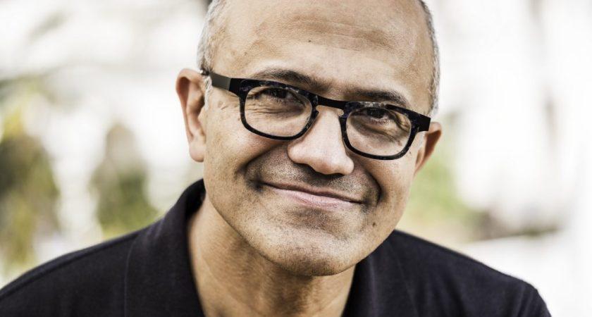 Microsofts VD Satya Nadella besöker Sverige idag