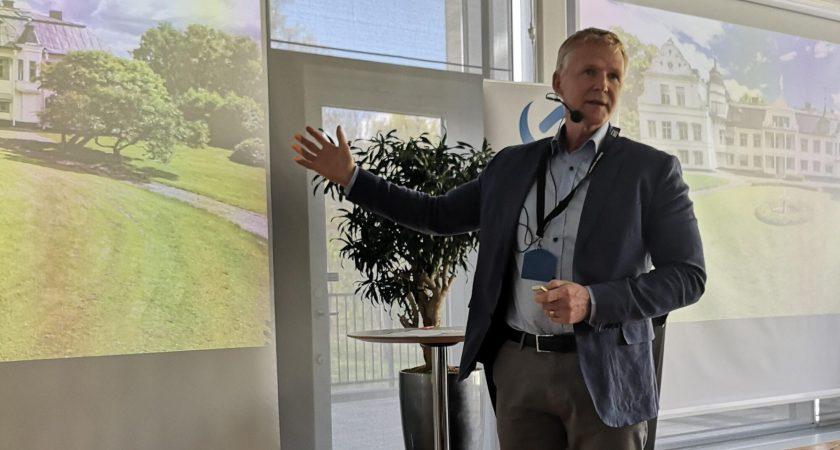 SAS Institute höll temadag om miljön