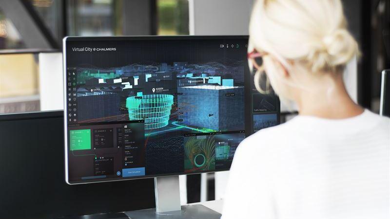 Nytt kompetenscenter ska skapa digitala tvillingar för hela städer