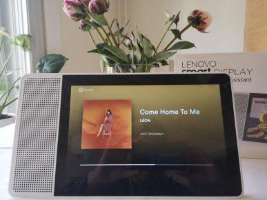 Lenovo Smart Display – styrenheten för det smarta hemmet kommer till Sverige 1