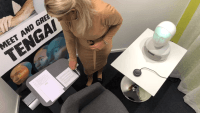 Världens första anställningsintervju med fysisk AI-robot genomförd