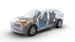 Toyota och Subaru enas om att tillsammans utveckla en plattform och en batteridriven suv 1
