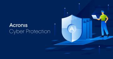 Acronis tillgängliggör cyberskyddslösning som säkrar distansarbete 1