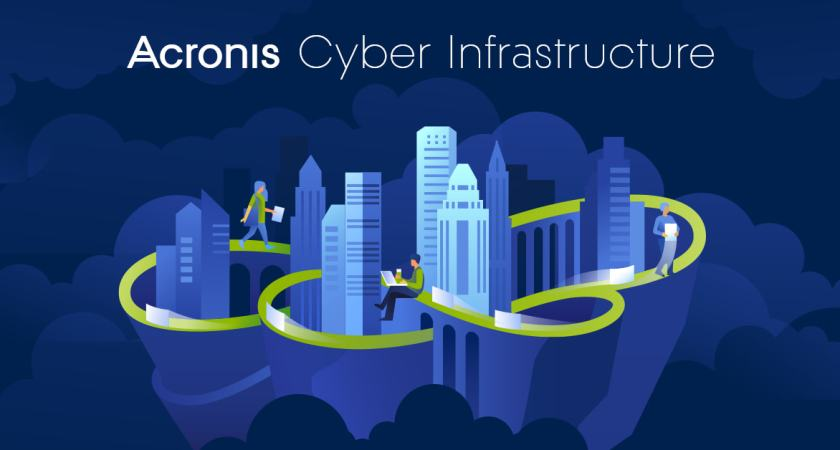 Acronis lanserar Cyber Infrastructure 3.0