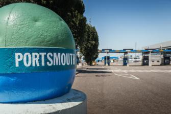 Digitalisering av Portsmouth International Port 1