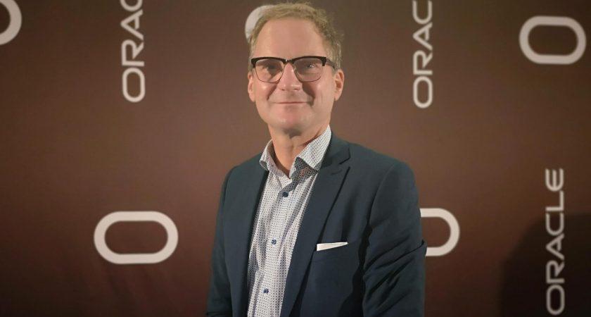 Oracles Sverigechef: Molnet enda vägen till framgång