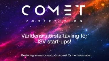 Världens största tävling för ISV Start-ups kommer till Sverige 1
