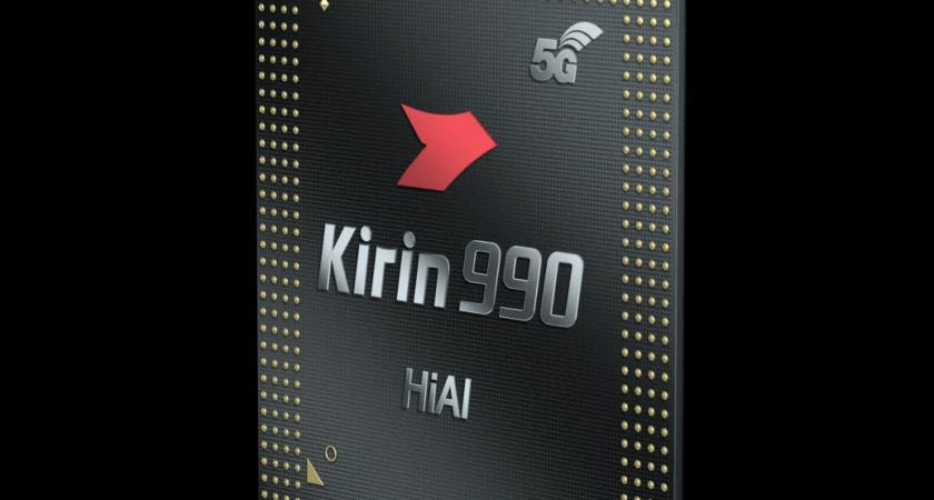 Huawei lanserar Kirin 990 (5G) – världens första kommersiella 5G-systemchip