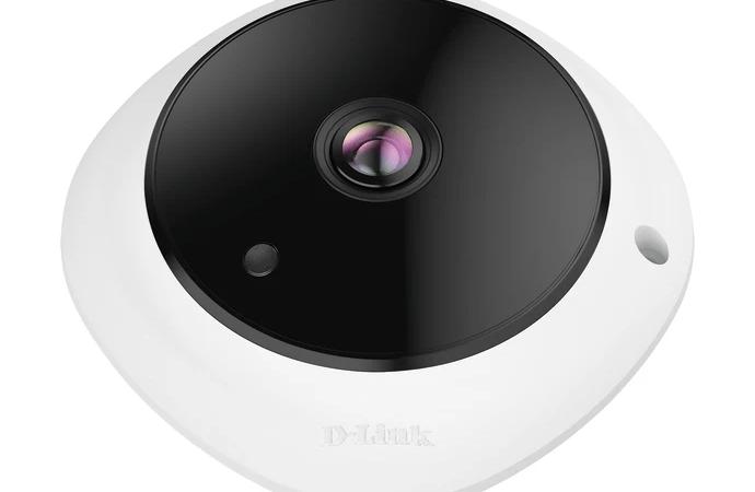 "D-Link lanserar en ny 5-Megapixel ""Fisheye"" kamera i Vigilance serien"