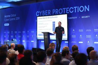 Acronis avancerar inom cyberskydd 1