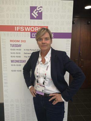IFS har 46% kvinnor i ledningen 1