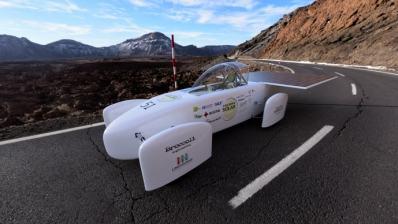 Sigma Sponsrar Chalmers Solar Team i Bridgestone World Solar Challenge 2019 1