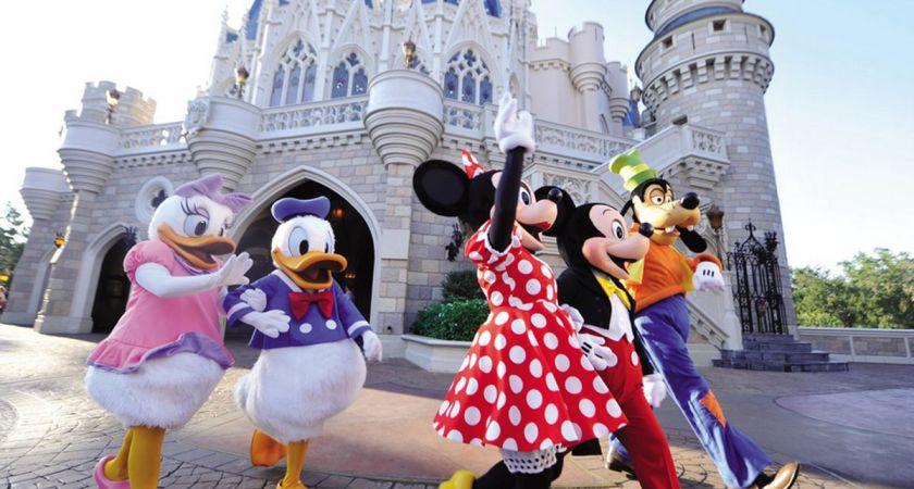 Walt Disney World Resort väljer wi-fi från Aruba