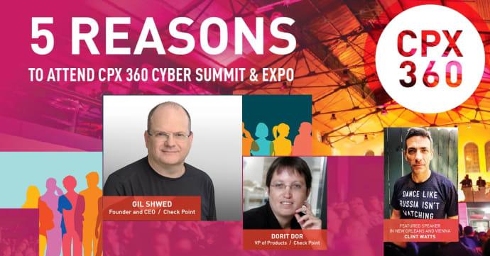 Årets IT-säkerhetshändelse – CPX Vienna 2020