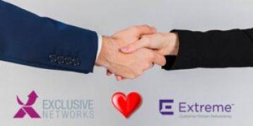 Exclusive Networks är glada att kunna välkomna Extreme Networks till vår portfölj av leverantörer! 1