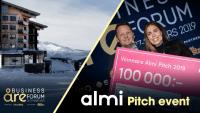 Unik chans att vinna 100 000 kr – anmäl ditt bolag till Almi Pitch event!