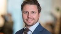 Golfbollsentreprenören som blev Sverigechef för Salesforce